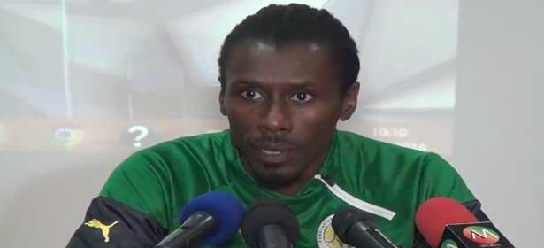 Afrique du Sud vs Sénégal : Aliou CISSE dévoile sa liste