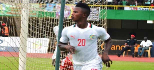 CAN 2017 : Les Lions peuvent aller au bout en jouant collectif (Keïta Baldé)