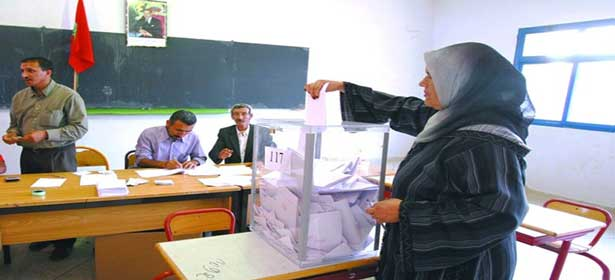 Les Marocains aux urnes ce vendredi pour choisir leurs députés