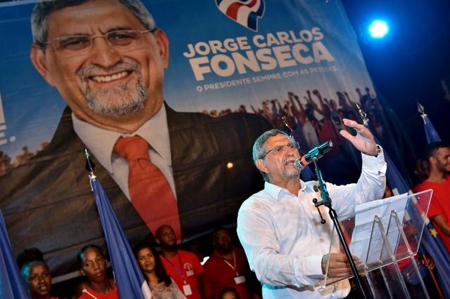 Cap-Vert : Fonseca réélu président