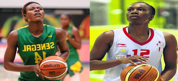 Basket-National 1 Féminin : ASCVD recrute Ramatou DAOU et Sabelle DIATTA