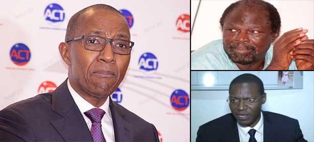 Contrats pétroliers : l'ACT d'Abdoul MBAYE tance Ibrahima SENE et invite le Pr Ousmane KHOUMA à réviser ses cours