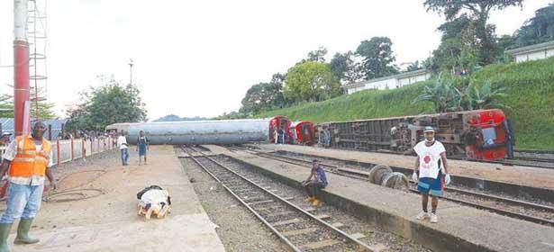 Le Cameroun en deuil après la catastrophe ferroviaire d'Eseka