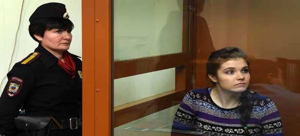Amoureuse d'un djihadiste, une jeune Russe risque la prison