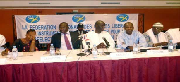 Les libéraux avertissent Macky SALL : « Si Karim WADE n'est pas candidat, il n'y aura pas d'élection présidentielle en 2019 »
