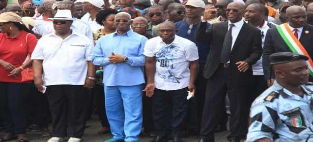 Côte-d'Ivoire : l'opposition dans la rue