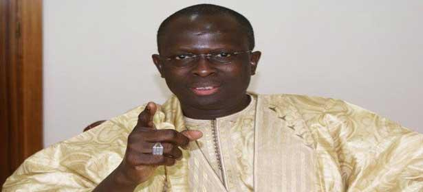 Modou DIAGNE FADA : «Je vais démissionner de mon poste de président du groupe parlementaire»