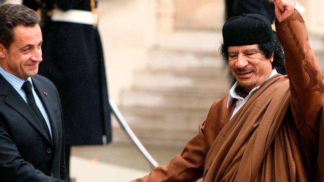 Libye : «Y'en a marre» et d'autres organisations déposent plainte contre Sarkozy
