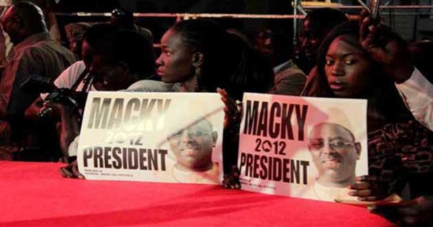 Macky 2012 se rebelle : «Nous n'avons pas élu Macky pour le triomphe de nos adversaires et des transhumants»
