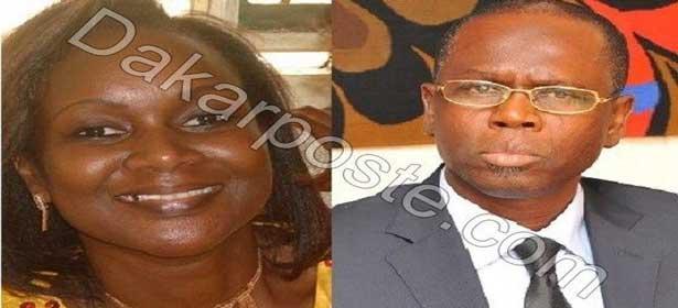 L'ex-épouse du ministre Birima MANGARA traîne le journaliste Mamadou NDIAYE en justice