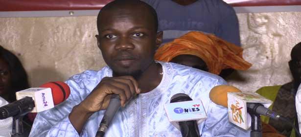 Ousmane SONKO à Thiès : «Si le Sénégal fait aujourd'hui partie des 25 pays les plus pauvres du monde c'est … »