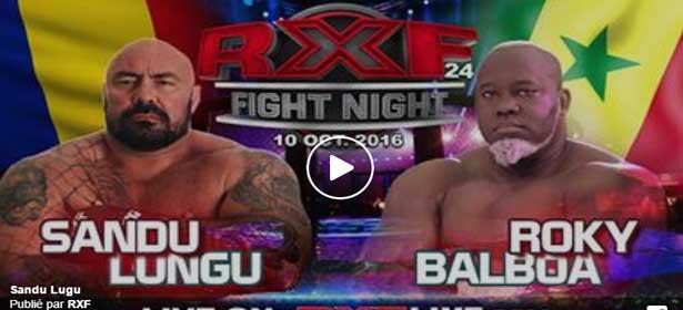 Sandu Lungu met KO Rocky Balboa au 1er round: regardez (vidéo)