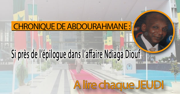 Si près de l'épilogue dans l'affaire Ndiaga Diouf
