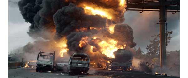 Niger : l'explosion d'un camion-citerne à Niamey fait plus de 50 morts