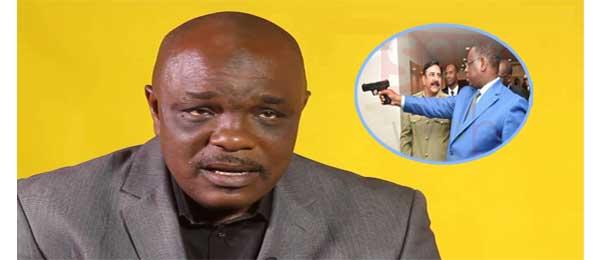 Babacar MBAYE Ngaraf : «Quand j'ai vu Macky tenir un pistolet… C'est dangereux »