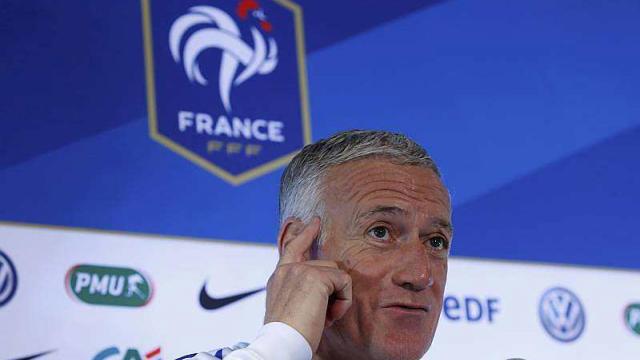 France : Deschamps  justifie l'absence de Benzema de sa liste