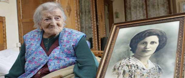 Emma Morano, 116 ans, donne le secret de sa longévité