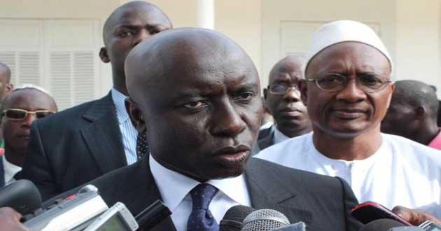 Pénurie d'eau : Idrissa SECK se défoule sur le pouvoir