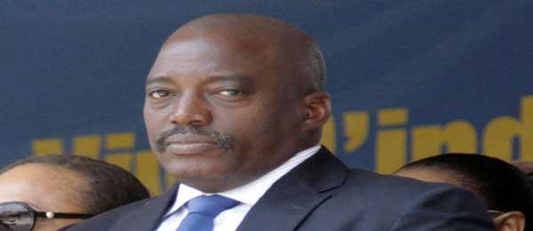 Kabila : «la RDC ne recevra de leçons de personne»