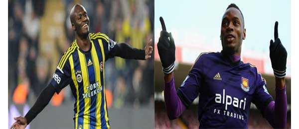 Moussa Sow et Diafra Sakho retrouvent leur sensation
