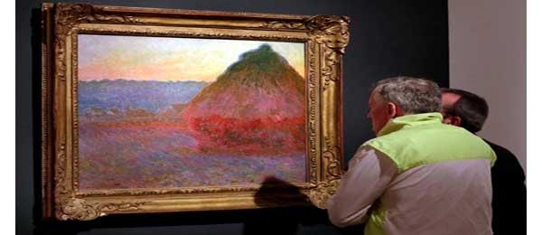 Un tableau d'art vendu à 81,4 millions de dollars