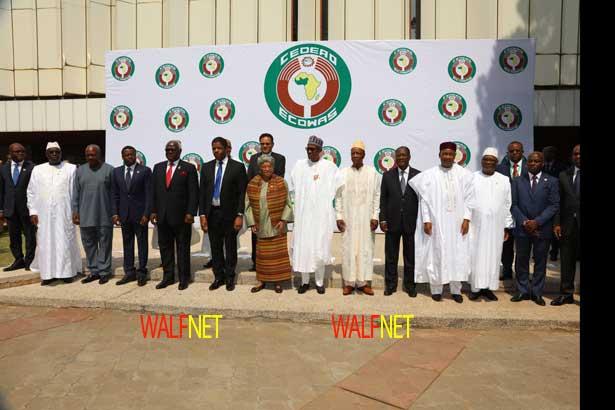 Gambie : une solution militaire «pas à l'ordre du jour», selon la Présidente de la CEDEAO
