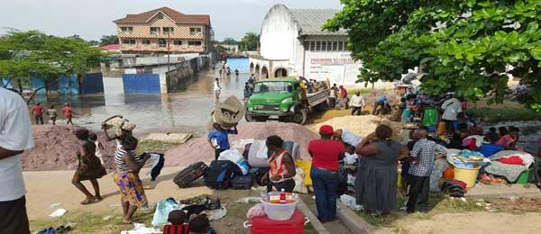 Inondations à Rufisque :  le CONGAD presse le gouvernement de «soulager les sinistrés «