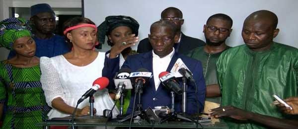 Saint-Louis: L'opposition exige l'augmentation du nombre de commissions d'inscription