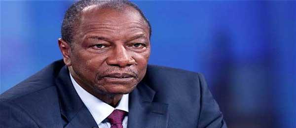 Alpha Condé élu président de l'Union Africaine