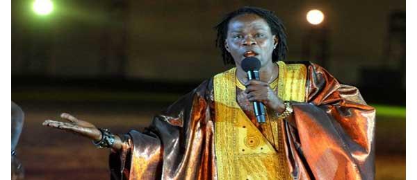 Baaba Maal interdit de concert à Cas-cas