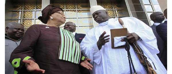 Gambie : Sommet de la dernière chance à Abuja, ce samedi
