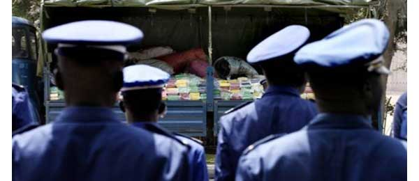 La Gendarmerie nationale confirme l'arrestation à Dakar du commandant Toumba Diakité