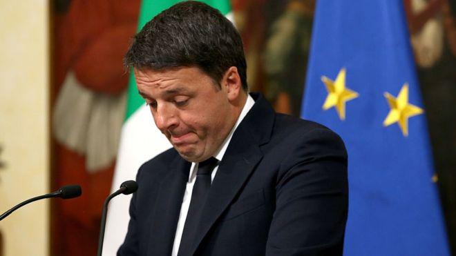 Italie : le Premier ministre démissionne