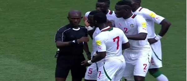 FIFA : le Sénégal sanctionné pour « comportement agressif et manque de fair-play »