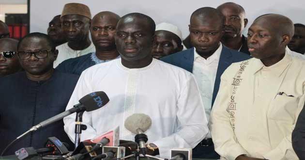 Manko Wattu Sénégal : « des étrangers d'origine mauritanienne sont enrôlés dans les listes du Fouta