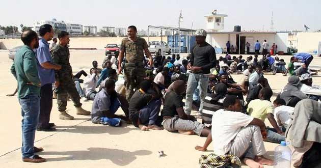 Sorti de l'enfer libyen, Babacar GUEYE témoigne : «on m'a vendu à 120.000 F CFA »