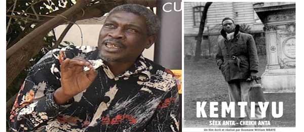 Le film portrait de Cheikh Anta DIOP primé au Gabon et au Liban