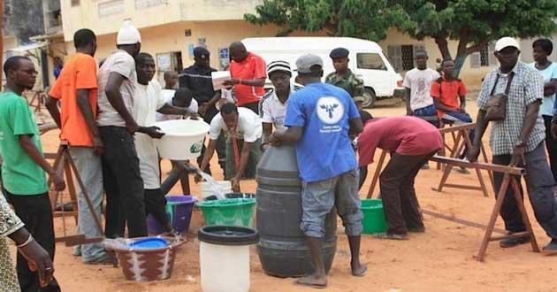 Abdoul Aziz MBAYE,  conseiller spécial de Macky : « Le second mandat ne se jugera pas à l'aune du problème de l'eau »