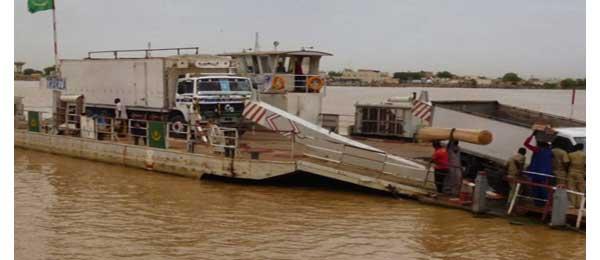 Vive tension a la frontière: La Mauritanie ferme ses portes
