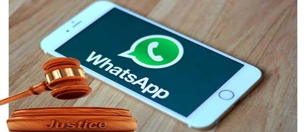 Transfert de données privées: la CNIL met en demeure WhatsApp