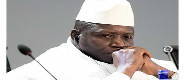 Présidentielle gambienne : Jammeh dans une mauvaise posture