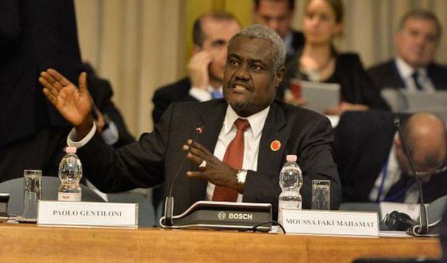 Moussa Faki Mahamat, président de la commission de l'UA : « La corruption a atteint des proportions alarmantes en Afrique »