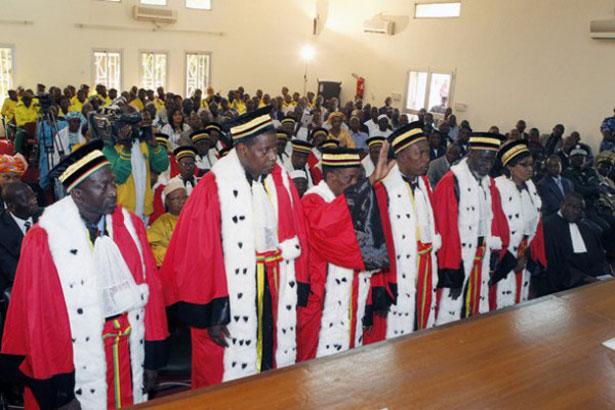 Mali : Grève des magistrats