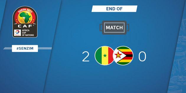 Sénégal – Zimbabwe: Les Lions domptent les Warriors et décrochent leur qualification