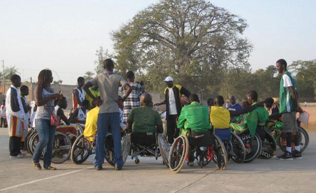 ASSEMBLEE NATIONALE : Les handicapés de Podor veulent leurs députés