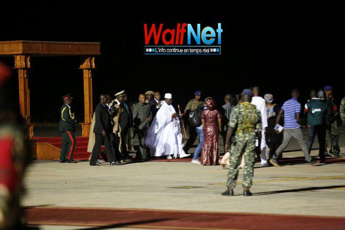 Gambie : Comment Jammeh a assuré ses derrières