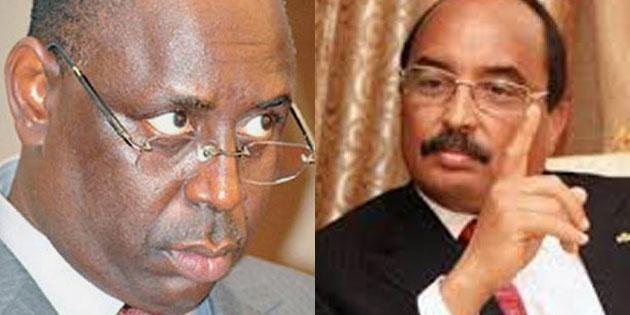 Mauritanie – Sénégal: Macky chez Abdel Aziz pour finaliser le dossier d'exploitation du gaz