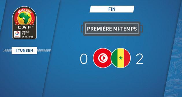 Tunisie vs Sénégal : les  Lions déplument les Aigles