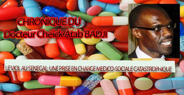 LE VIOL AU SENEGAL: UNE PRISE EN CHARGE MEDICO-SOCIALE CATASTROPHIQUE