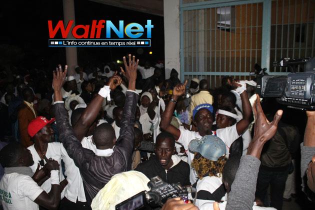 Les partisans de Khalifa SALL bandent les muscles : « si le juge n'applique pas l'arrêt de la CEDEAO… »